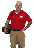 Nick Carpenter - the Owner of A+ Building Maintenance & Home Repair